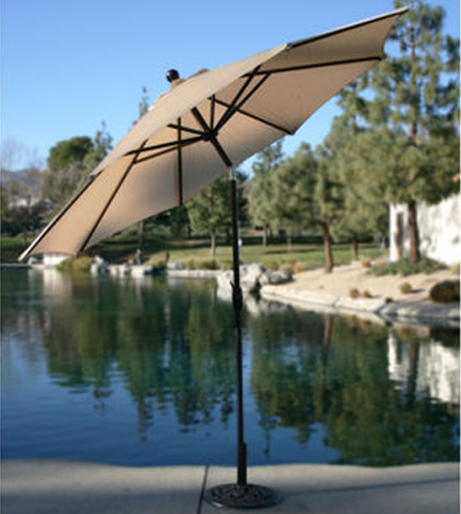 Umbrella Canvas 9'